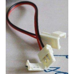 Разъем(коннектор) для светодиодной ленты 8мм. + провод с рзъемом