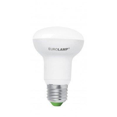 LED Лампа EUROLAMP EKO R63 9W E27 4000K