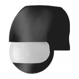 Датчик движения «Куб модерн» черный