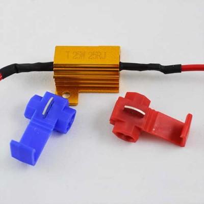 Нагрузочный резистор (обманка LED ламп) 25Вт., 25 Ом.
