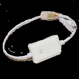 Штук питания с вилкой (блок питания) для Неон Флекс RGB 8х16 мм. 220 В.