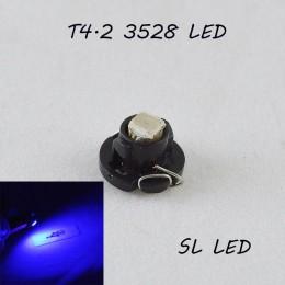 LED лампа в подсветку приборной панели, цоколь T4.2 SL LED