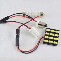 Светодиодный модуль (led панель) в подсветку автомобиля SL LED 12 led 5630 Белый